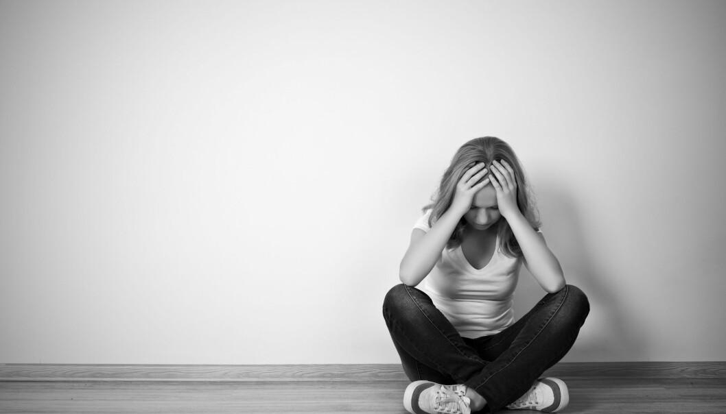 Å slutte med antidepressiva kan gi ubehagelige symptomer, som følelsen av å ha influensa, dårlig mage, søvnløshet, angst – og depresjon.  (Foto: Colourbox)