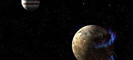 Saltvann på Jupiter-måne og helikopter på Mars