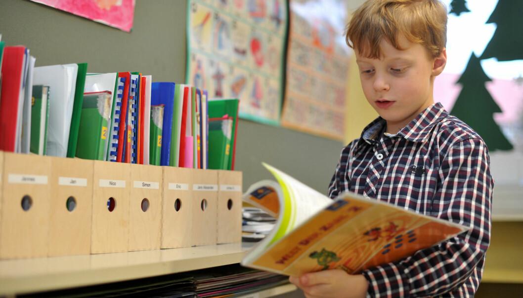 Vil språkteste fireåringer