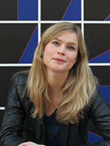 Forsker Johanne Kielland Servoll mener at auteur-begrepet har gjort det vanskeligere for kvinner å få aksept som filmkunstnere.  (Foto: UiO)
