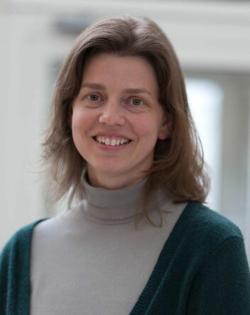 – Unngå de mest trafikkerte områdene i rushtida, anbefaler Ingrid Sundvor. (Foto: Ingar Næss)
