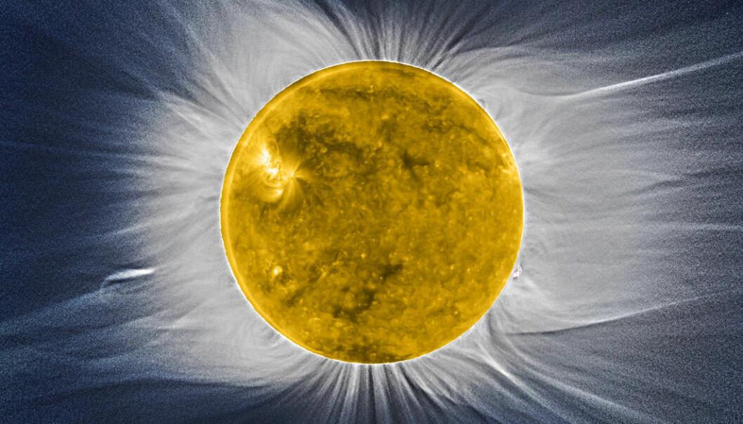 Når månen skygger for sola - solformørkelse 20. mars