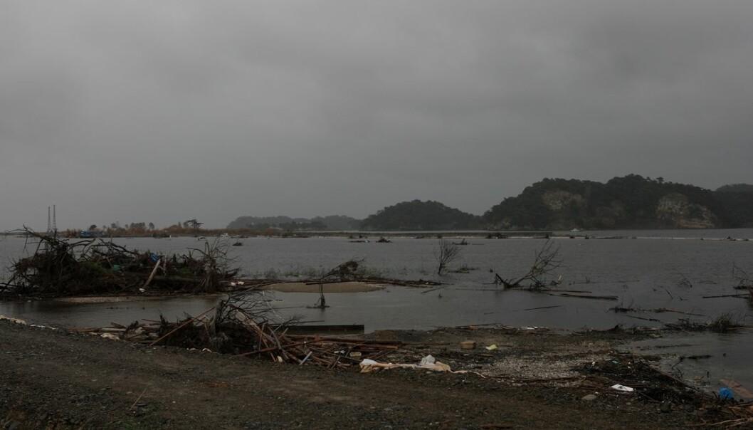 11. juni 2011 kom jordskjelvet og tsunamien som ødela Fukushima-kraftverket på østkysten av Japan. (Foto: Wikimedia Commons)