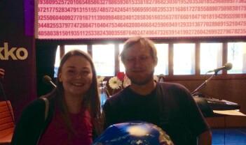 Pi-dagen på Realfagsbiblioteket