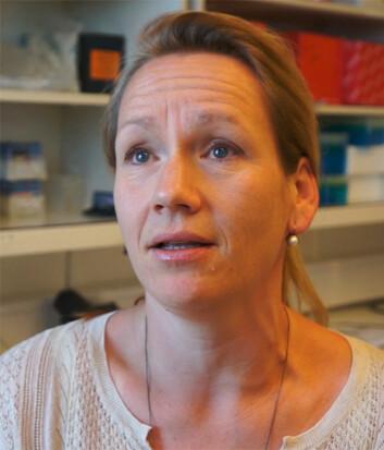 Tone-Kari Østbye. (Foto: Fra video av Arnfinn Christensen)