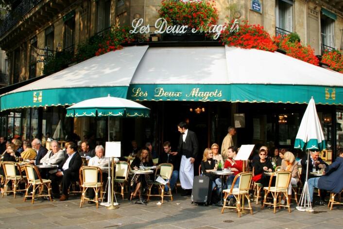 Escargot eller fois gras? Bollinger eller Dom Pérignon? Eksistensielle valg som forteller hvem du er. (Foto: Roboppy, Wikimedia Commons)