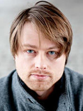 Andreas Brekke Carlsson disputerer ved Institutt for filosofi, ide- og kunsthistorie og klassiske språk ved Universitetet i Oslo.  (Foto: UiO)