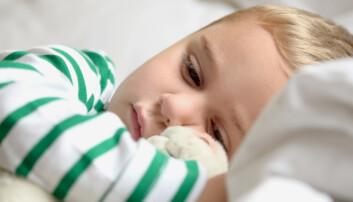 Er det dårlig søvn som gir psykiske problemer? Eller er det psykiske problemer som gir dårlig søvn? Ny studie tyder på at sammenhengen går begge veier. (Illustrasjonsfoto: Microstock)