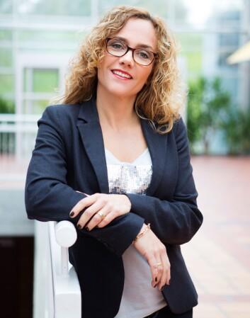 – Kanskje kan tidlig behandling av psykiske helseplager forebygge utvikling av søvnlidelser, sier Silje Steinsbekk. (Foto: Therese Lee Støver)