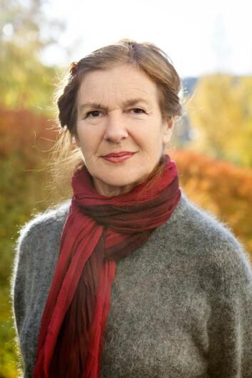 Professor Bente G. Berg ved Psykologisk institutt, NTNU.  (Foto: Therese Lee Støver/NTNU)