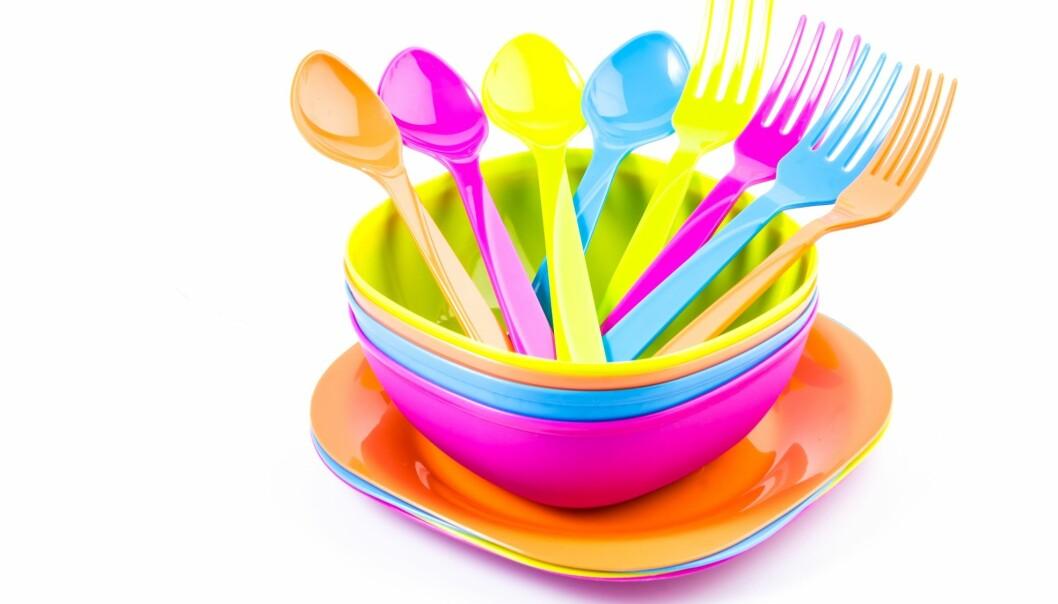 Bisfenol A finnes i matbokser, leker, vannkokere og ulike former for emballasje. (Illustrasjonsfoto: Colourbox)