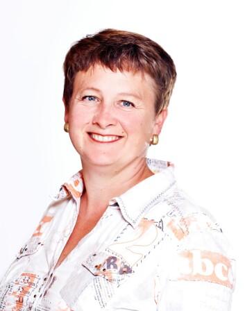 Renée Bechmann. (Foto: Elisabeth Tønnessen)