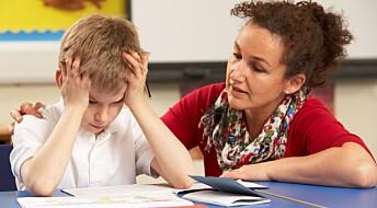 Lærere er friskere når de lærer selv