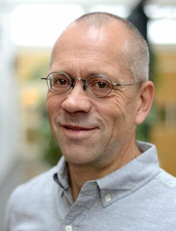 Ivar Morken mener at det er et nederlag for mange foreldre i Groruddalen å søke skolebytte for sine barn.  (Foto: UiO)