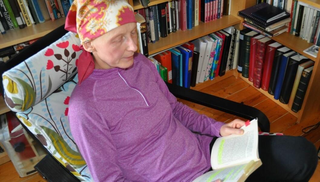 Beret Bråten fant meningen med samfunnsvitenskapen da hun leste boka Distinksjonen av Pierre Bourdieu.  (Foto: privat)