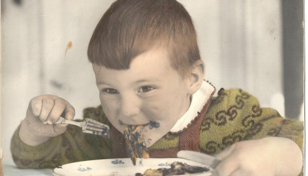 Kjetil Straume fra Lunde i Telemark var 11 år da han fikk meslinger. Han slapp fra det med livet i behold, men lå i feberfantasier i en uke. – Mor og far var veldig redde for at jeg skulle få følgesykdommer, sier han til forskning.no.  (Foto: privat)