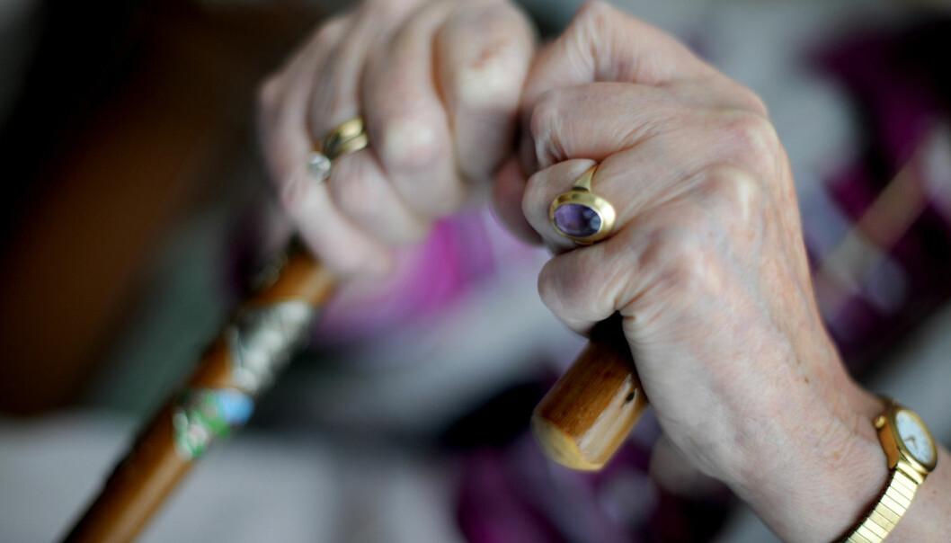 – Still krav til oss, sier 90-åringene