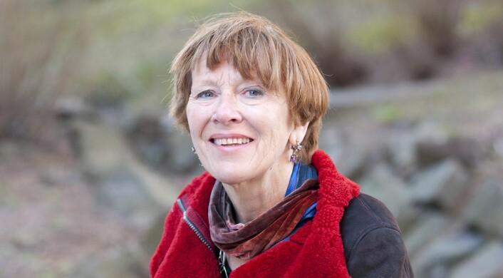 Professor Astrid Bergland er leder for forskningsgruppen Aldring, helse og velferd og doktorgradsprogrammet i helsevitenskap ved HiOA.  (Foto: Sonja Balci, HiOA)