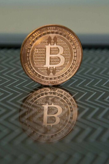 Store aktørar som Expedia, PayPal og Microsoft tok i bruk bitcoin i løpet av 2014. (Foto: Afp / Scanpix)