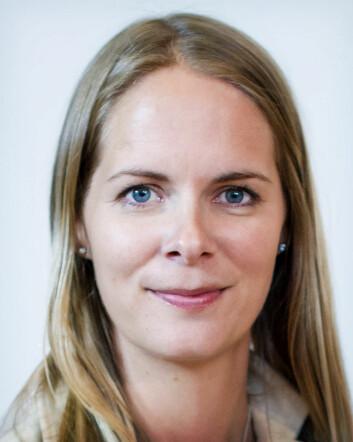 Cathrine Moe Thorleifsson. (Foto: UiO)