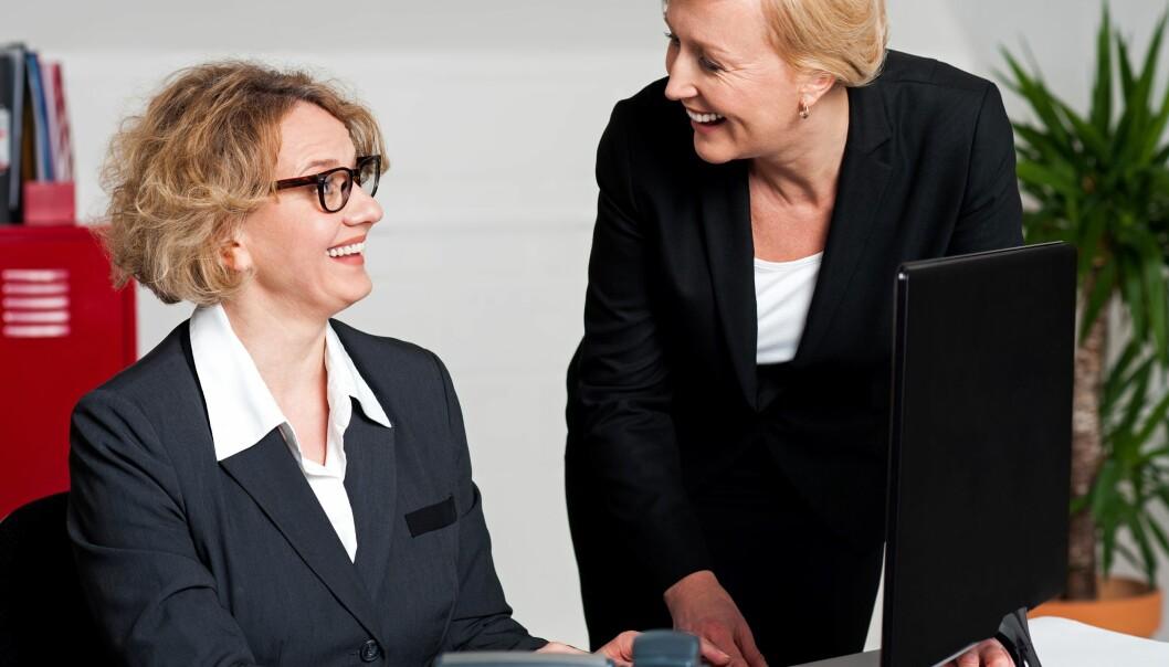 Noen sjefer bestemmer seg raskere enn andre. Dem er det enklere å manipulere. (Illustrasjonsfoto: Colourbox)