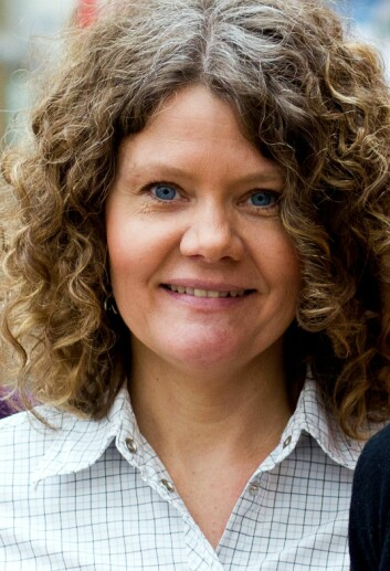 - Rapportene presenterer et entydig bilde av adoptivforeldrene, sier Cecilia Lindgren, som har studert hvordan sosialarbeidere beskriver den gode forelderen. (Foto: Peter Modin)