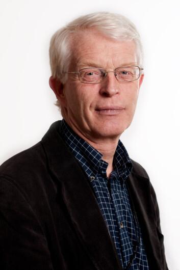 Sverre Uhlving, fagdirektør ved sykehuset i Stavanger, ønsker å beholde mulighetene for et kortere studieløp i spesialutdanningen. Han er bekymret for om mastergraden skal bli den eneste muligheten.  (Foto: Sykehuset i Stavanger)