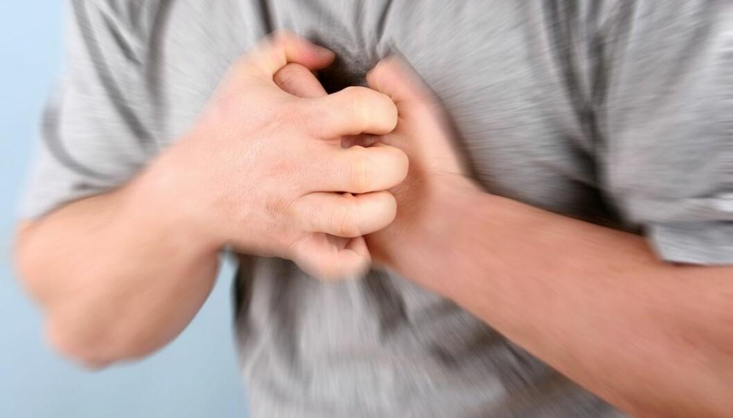 Et stresset liv kan være uheldig når du skal bli frisk etter et hjerteinfarkt. (Foto: NTB scanpix)