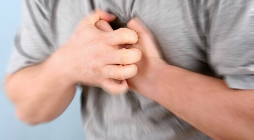 Stressede bruker lenger tid på å bli friskere etter hjerteinfarkt