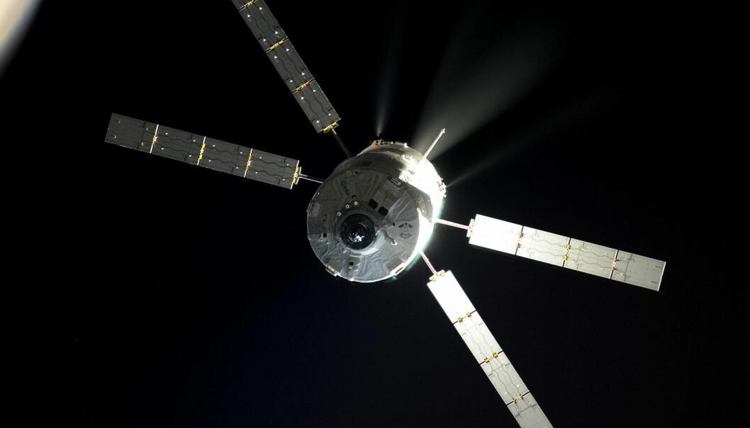 Et kapittel i europeisk romfart er over