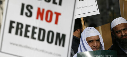 Ytringsfrihet og etikk, uten å komme terroristene i møte