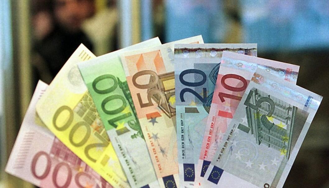 En lovpålagt minstelønn i EU vil i tilfelle ligge lavere enn de aller fleste tariffsatsene i Norden. Derfor stritter både de norske, svenske og danske fagorganisasjonene imot et eventuelt slikt direktiv gjennom den europeiske fagbevegelsen.  (Foto: Danilo Krstanovic, Reuters/NTB Scanpix)