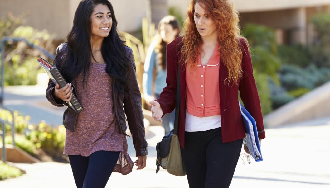 De aller fleste deltakerne i studien var kvinner ansatt på et britisk universitet. Det var for vanskelig å få menn til å delta, ifølge Cecilie Thøgersen-Ntoumani.  (Foto: Colourbox)