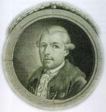 Adam Weishaupt, grunnlegger av Illuminatus. (Foto: Wikimedia Commons)