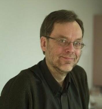 Øystein Sørensen: Forsker på konspirasjoner. (Foto: Annica Thomsson)