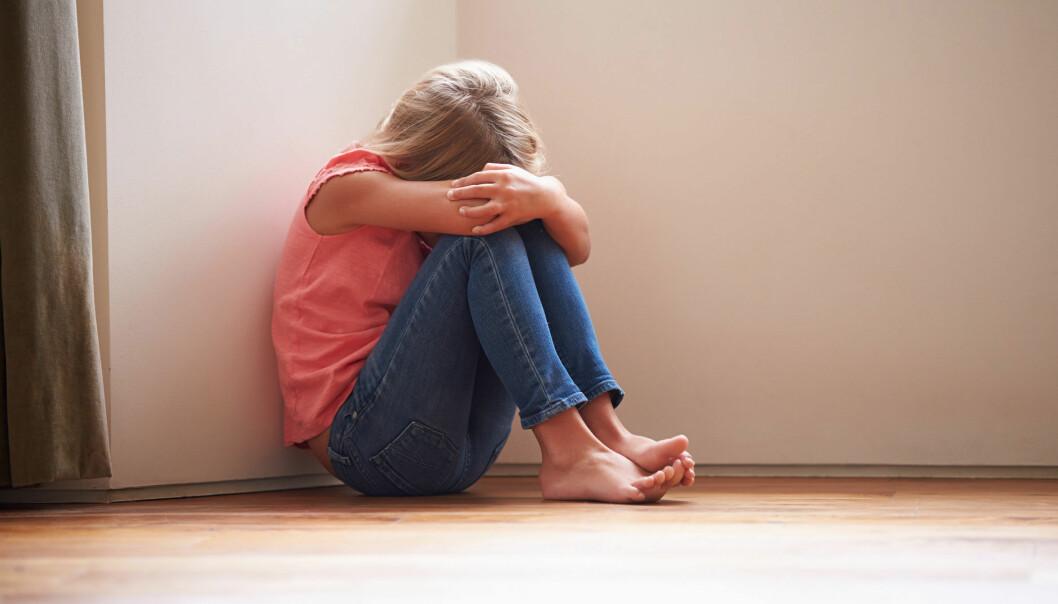 Forskerne er overrasket over at behandlingen mot tvangslidelser virker best på barn under 11 år. (Illustrasjonsfoto: Microstock)