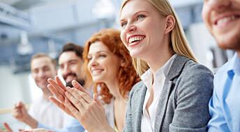 Høye forventninger motiverer de ansatte