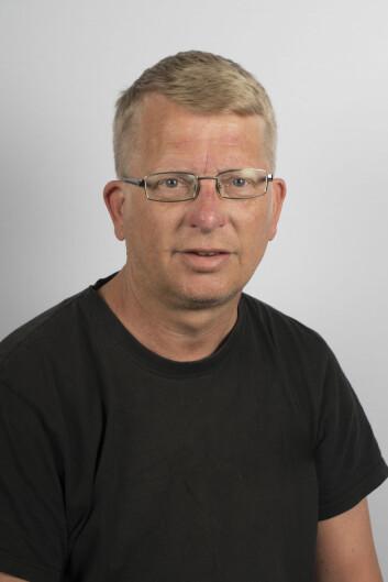 Arne Follestad (Foto: Arnstein Staverløkk / NINA)