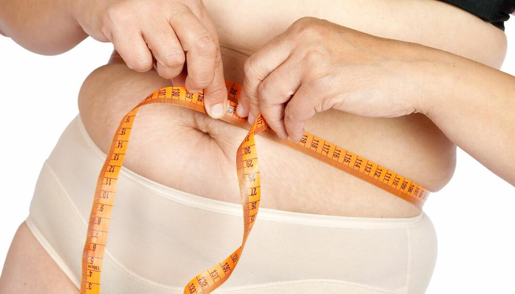 Fett rundt midjen gir ekstra risiko for stoffskiftesykdommer og hjerte- og karsykdommer. Forskere har studert genene til mange hundre tusen mennesker, og funnet områder i genene som gir denne typen fedme, spesielt hos kvinner.