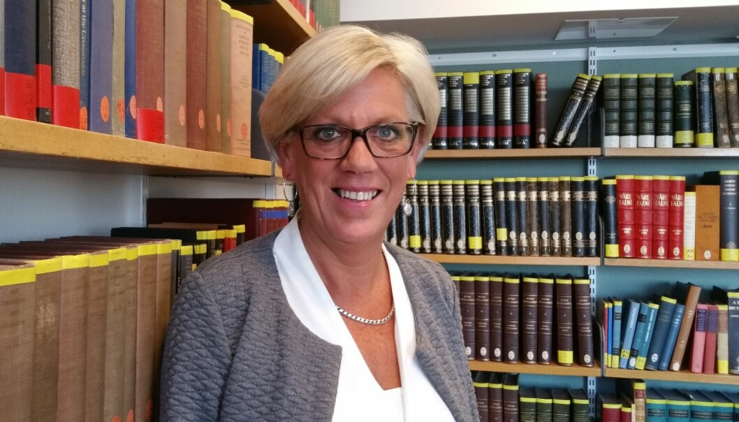 Hilde Henriksen Waage. (Foto: Nina Kristiansen)