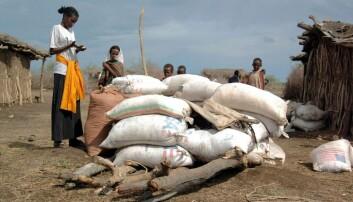 Amerikanske myndigheters USAID gir bistand blant annet til befolkningen i Etiopia. (Foto: Andrew Heavens/Reuters)
