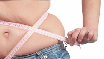 Råder overvektige til å droppe slanking