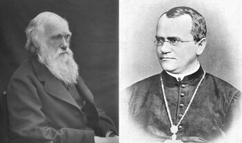 Charles Darwin og Gregor Mendel møtes på årets Darwin Day i Oslo