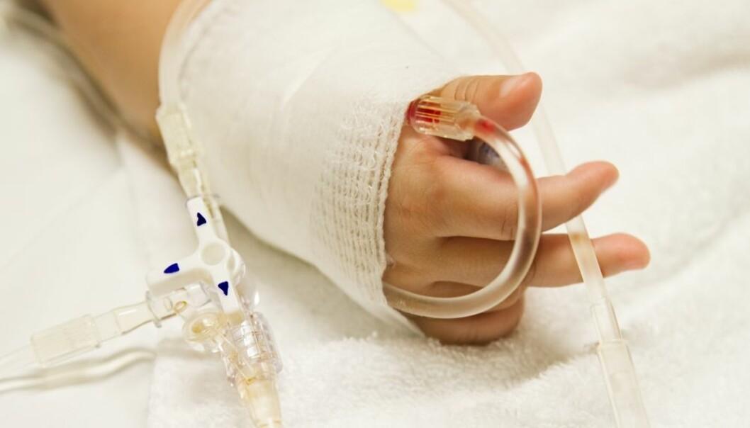 Finner de slemmeste svulstene for å redde kreftsyke barn