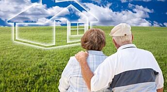 Mye å spare på å koble boligpolitikk med eldreomsorg