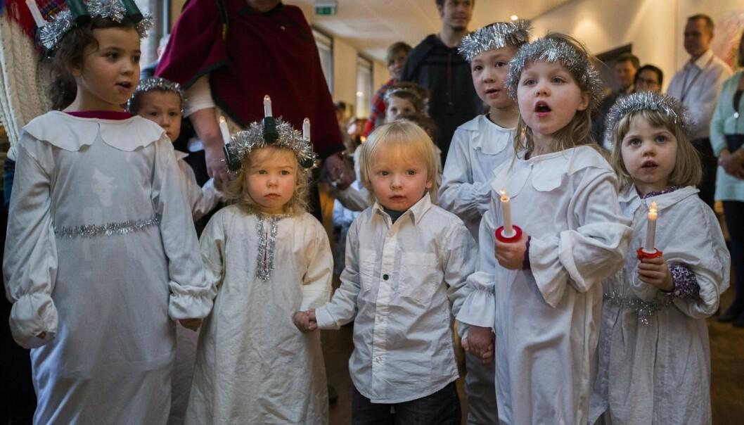 Vil ha mer religion i barnehagen