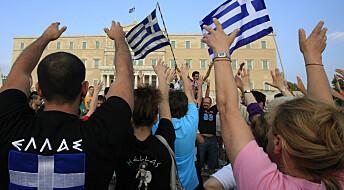 Flere selvmord etter sparetiltak i Hellas