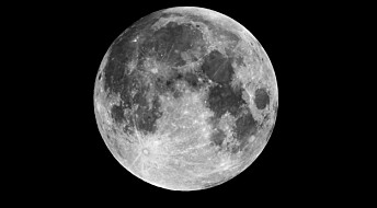 Spør en forsker: Hvorfor har ikke månen noe navn?
