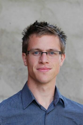 Ole Jakob Filtvedt har skrevet doktoravhandling knyttet til temaet religiøs identitetsdannelse blant de første kristne, med spesifikk vekt på Hebreerbrevet. (Foto: DTM)