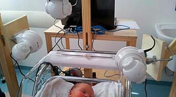 Dataprogram ser smerte hos nyfødte